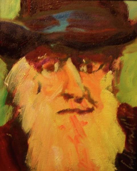 Painting - Darwin by Les Leffingwell