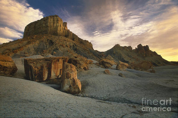 Northern Arizona Wall Art - Photograph - Dawn At Paria Canyon by Sandra Bronstein