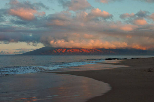 Wall Art - Photograph - Dawn Over West Maui by Stephen  Vecchiotti