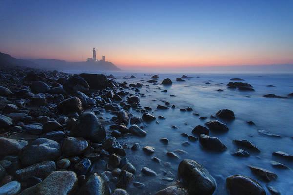 Coast Guard House Photograph - Dawn by Rick Berk