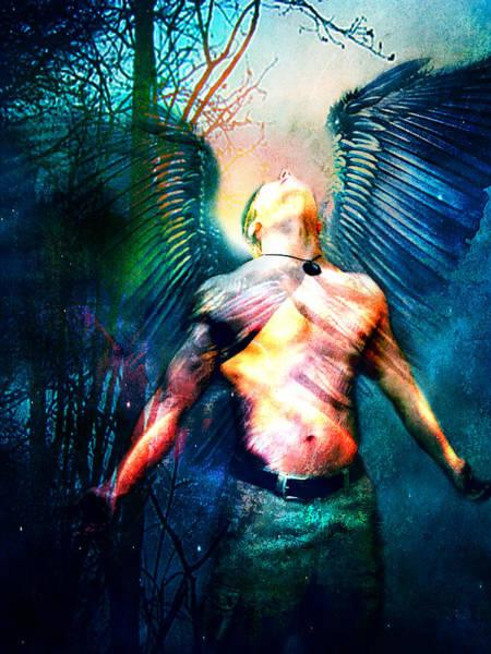 Dawning Angel Art Print