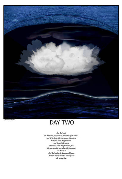 Day Two Art Print by Fred Leavitt