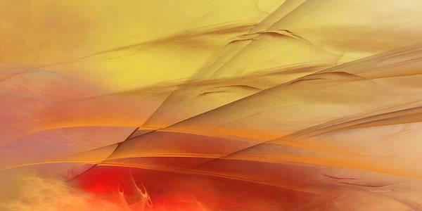Digital Art - Daybreak by Wally Boggus