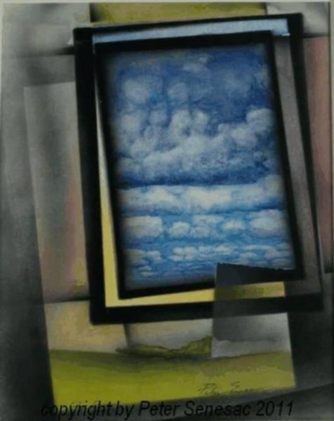 Mixed Media - Daydream by Peter Senesac