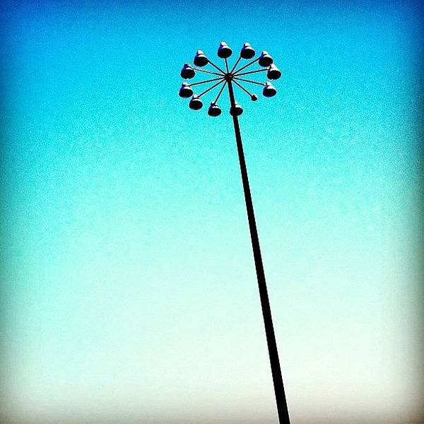 Blue Sky Photograph - Daylights by Christopher Campbell
