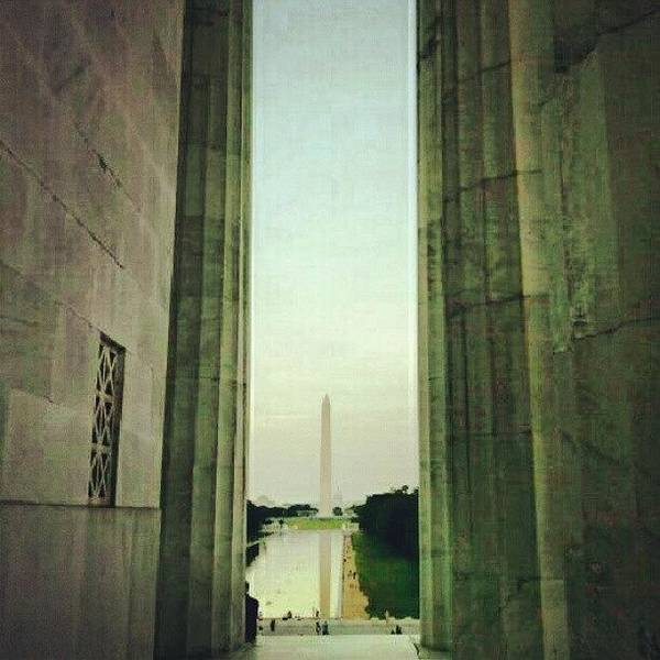 Wall Art - Photograph - Dc View by Stacy C Bottoms