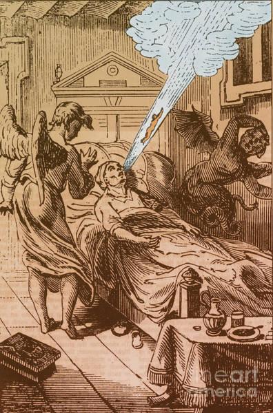 Collin Photograph - De Plancys Dictionnaire Infernal, 1835 by Science Source