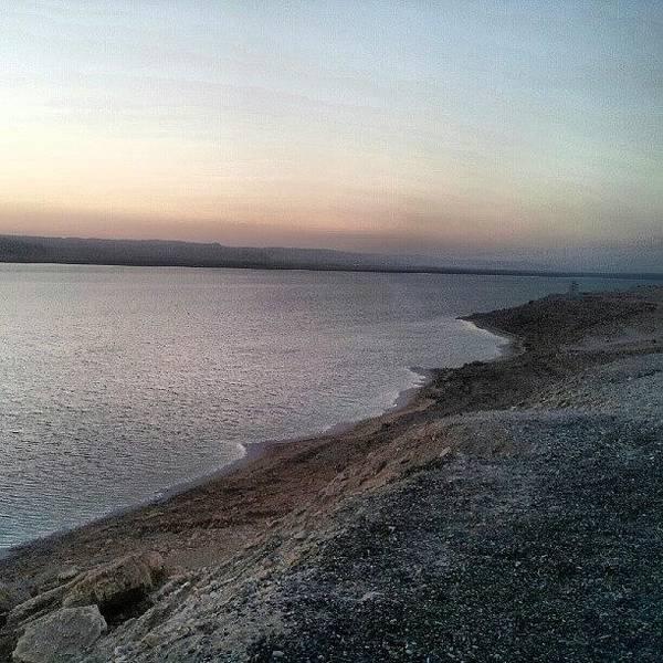 Android Wall Art - Photograph - #deadsea #sea #water #jo #jordan #amman by Abdelrahman Alawwad
