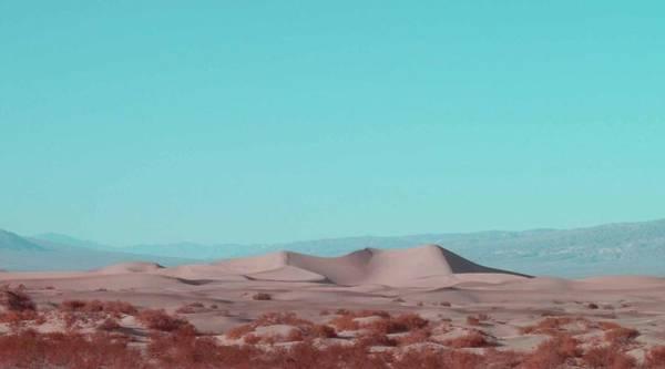 Death Valley Dunes 2 Art Print