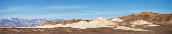 Photograph - Death Valley Mountain Panorama by Mike Irwin