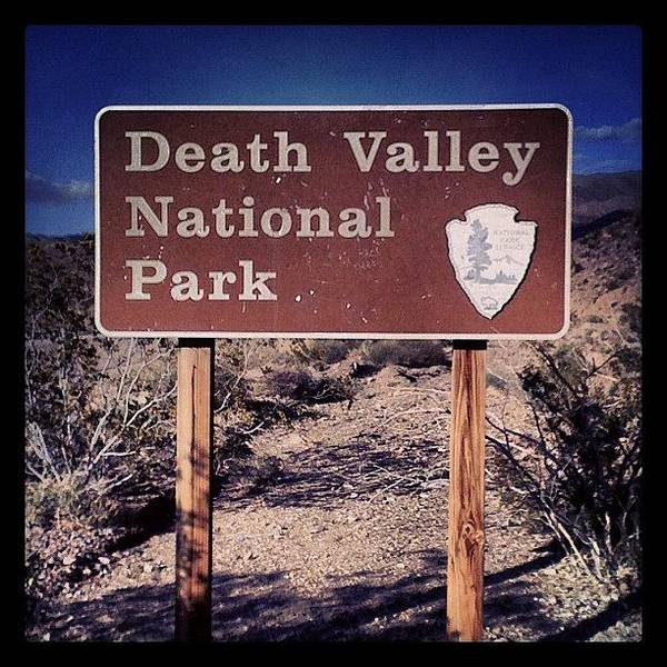 Death Wall Art - Photograph - Death Valley Np by Alison Williams