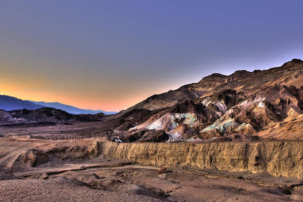 Wall Art - Photograph - Death Valley Sunset by Shawn Everhart