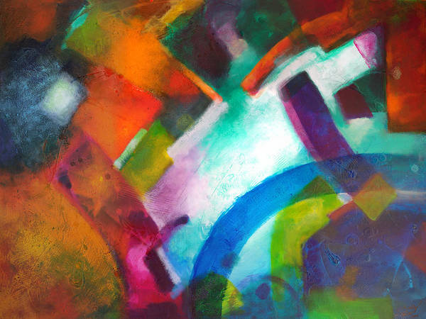 Painting - Declaration by Sally Trace