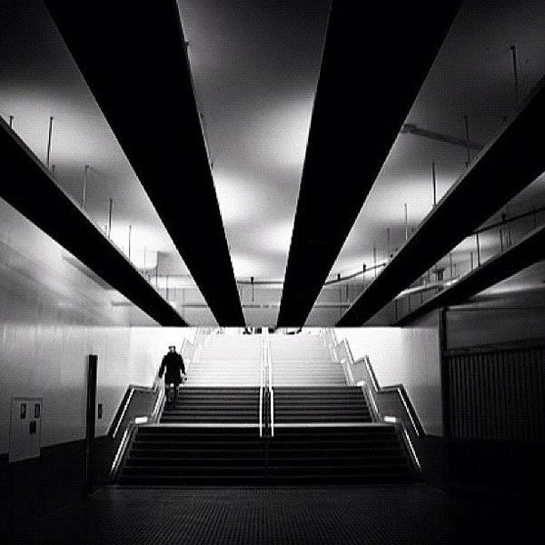 Line Wall Art - Photograph - Deeper by Robbert Ter Weijden