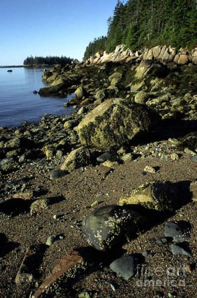 Wall Art - Photograph - Deer Isle And Barred Island by Thomas R Fletcher