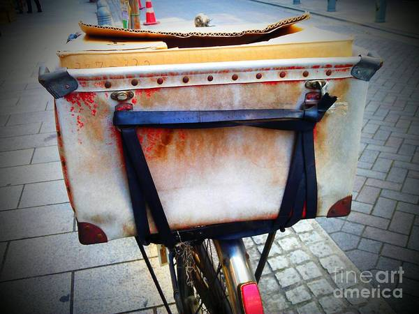 Photograph - Delivery Service by Eena Bo