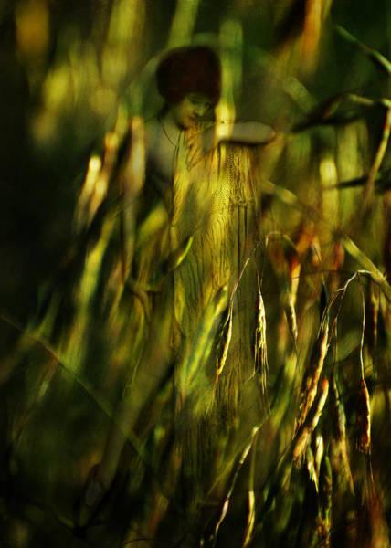 Photograph - Demeter Goddess Of The Harvest by Rebecca Sherman