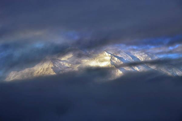 Photograph - Denali  by Rick Berk
