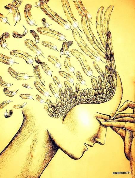 Psychiatrist Digital Art - Depletion Limit by Paulo Zerbato