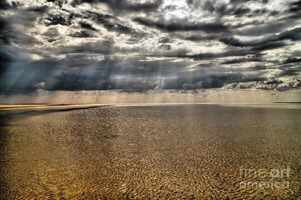 Photograph - Desert Lake by Mareko Marciniak