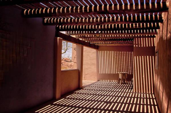 Photograph - Desert Light And Shadows by Tom Singleton