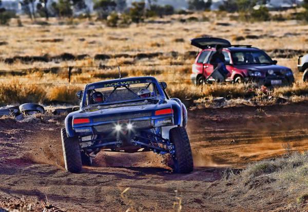 Photograph - Desert Racer by Paul Svensen