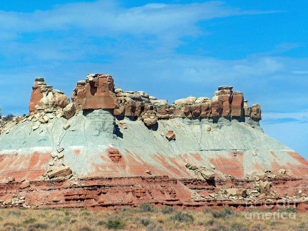 Wall Art - Photograph - Desert Temple by Brian  Commerford