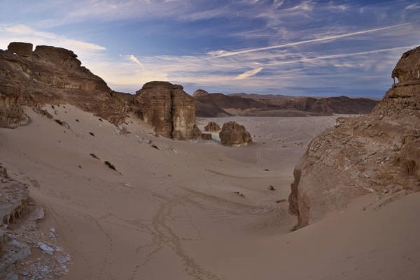 Photograph - Desert Valley by Ivan Slosar