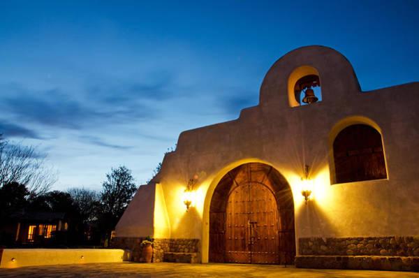 Photograph - Desert Wedding Chapel by Margaret Pitcher