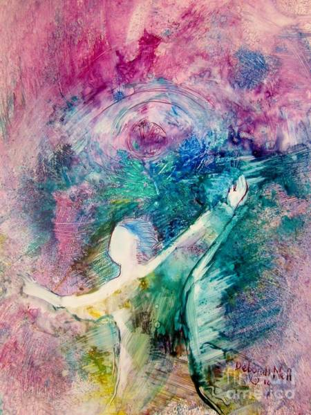 Painting - Destiny by Deborah Nell