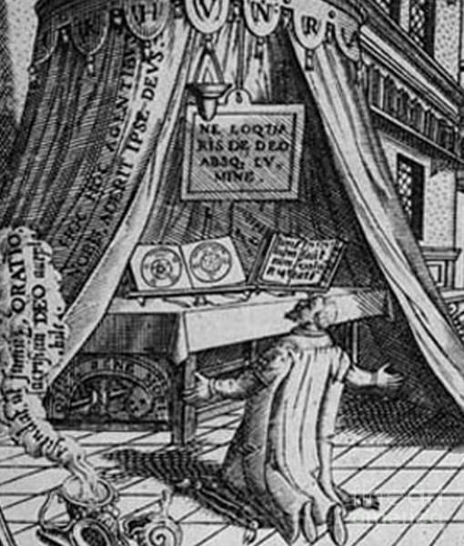 1604 Photograph - Detail From The First Stage by Science Source