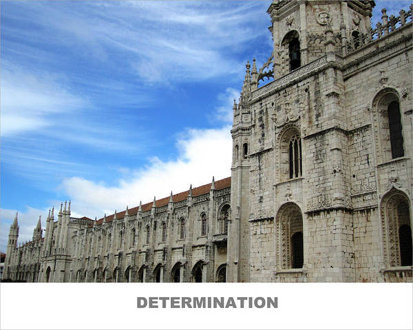 Photograph - Determination Motivational by John Shiron