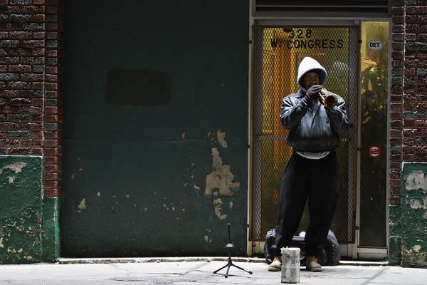 Wall Art - Photograph - Detroit Blues by Joshua Ball