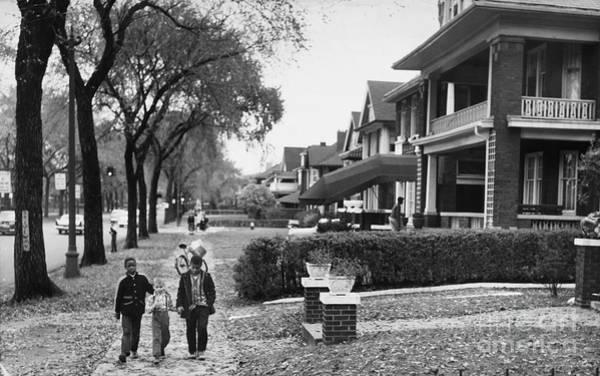 Photograph - Detroit: Integration, 1957 by Granger