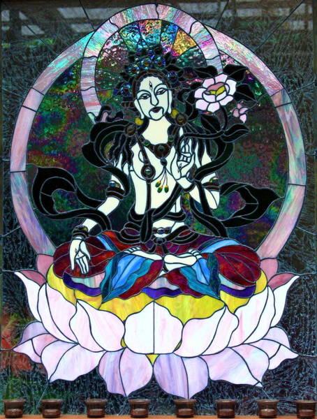 Wall Art - Photograph - Devi Shakti Goddess by Karon Melillo DeVega