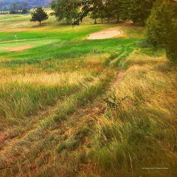 Creation Wall Art - Photograph - Devils Head Golf Course (variations) by Constant Creations