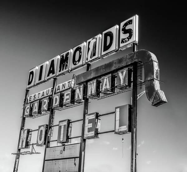 Wall Art - Photograph - Diamonds Don't Always Sparkle by James Bull