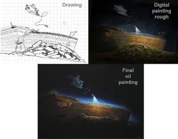 Digital Art - Digital Demonstration by Martin Davey
