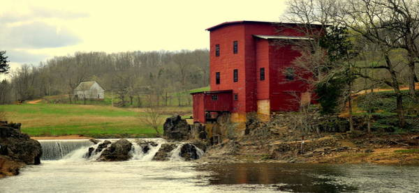Photograph - Dillard Mill 2 by Marty Koch
