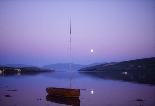 Horizontally Photograph - Dingle Harbour, Co Kerry, Ireland by Sici