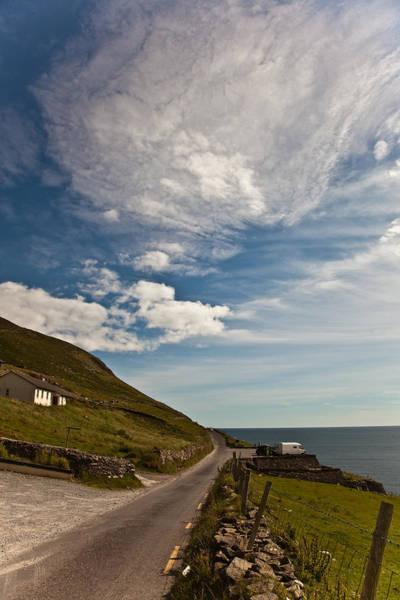 Wall Art - Photograph - Dingle Ireland Road by Patrick  Flynn