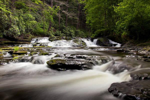 Photograph - Dingmans Creek by Sara Hudock