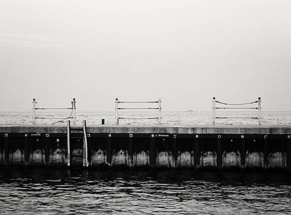 Photograph - Diversey Harbor by Laura Kinker
