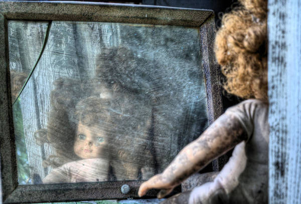 Chucky Wall Art - Photograph - Do You Still Find Me Pretty by JC Findley