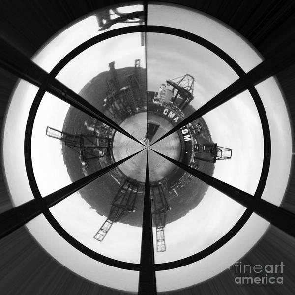 Photograph - Dock Planet by Agusti Pardo Rossello