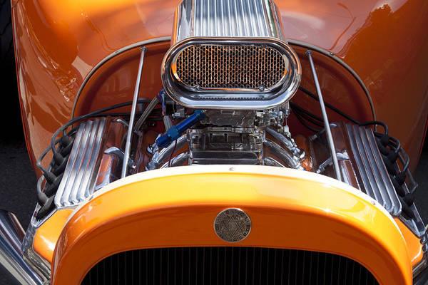 Photograph - Dodge Hot Rod by Lee Santa