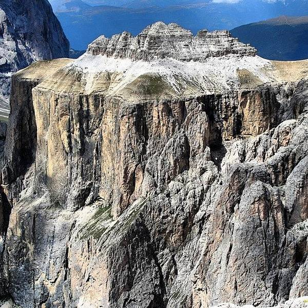Mountain Wall Art - Photograph - Dolomites Mountains by Luisa Azzolini