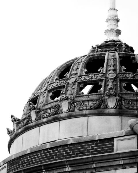 Wall Art - Photograph - Dome Bw by Slade Roberts
