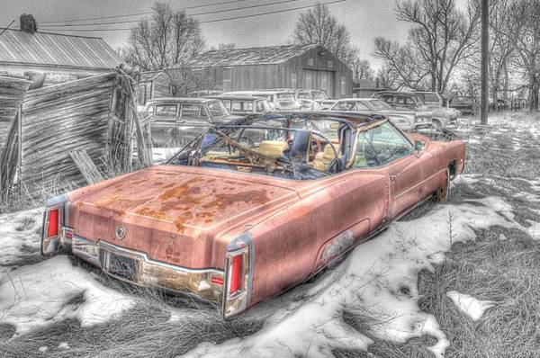 Photograph - Done Cruisin' by HW Kateley