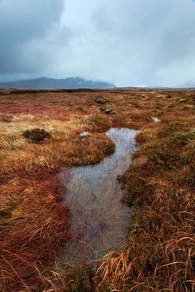 Donegal Digital Art - Donegal Hills by Kevin  Hayden